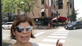 Review Best Chicago Deep Dish Pizza. PIZZERIA DUE