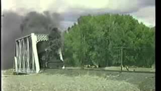 Cow vs Locomotive