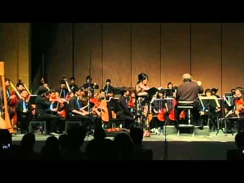 Nancy Yuen and Siam Sinfonietta in Mahler 4