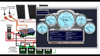 Solar Wiring for RV + Costs for a 1 Kw System