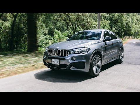 BMW X6 2015 a prueba | Autocosmos