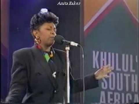 Anita Baker - Bridge Over Troubled Water