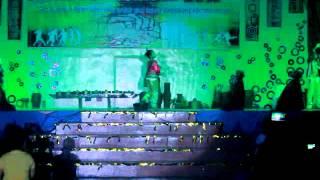 ND-SCGSC Pasundayag Dancers - DAOP PALAD 2013