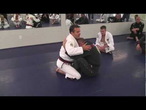 The Butterfly Guard Counter: Brazilian Jiu Jitsu with Pedro Sauer: