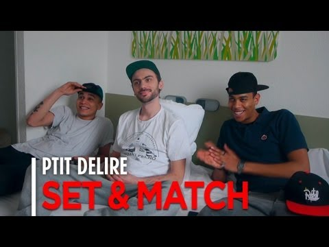 Set & Match [ Coincés Entre Nabila & Lisa Ann ? ] - Ptit Délire Interview video