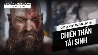 [Game Review] God Of War - Chiến Thần Tái Sinh