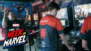 Agent M vs Team Liquid: Pinball Battle at the X Games