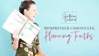 Why I'm a Planner Rebel! Review of LifePlanner, DIY Planners and Bullet Journals