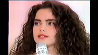 Xuxa entrevista la Ana Paula Arosio, en 1993, entrevista completa