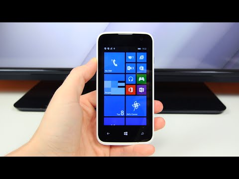 BLU Win JR Review!