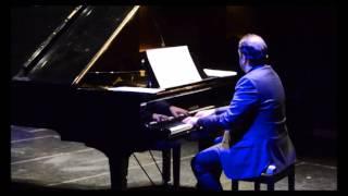 CONCIERTO DE CARLOS GONZALEZ MARTINEZ MUSICA DE JOSE MARIA GONZALEZ ZUBIETA