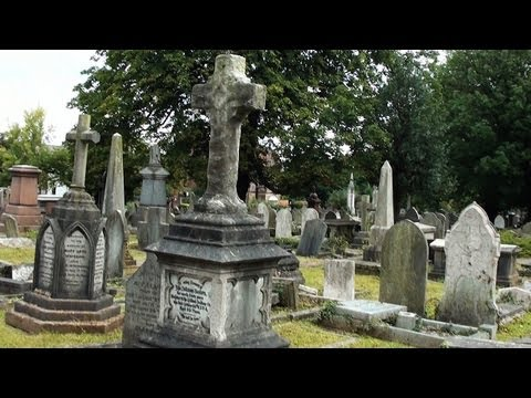 Ancestry and Genealogy users. A guide to locating graves in Uttoxeter Old road cemetery, Derby, UK