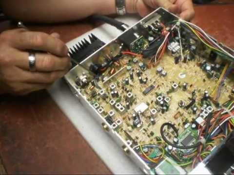 Galaxy DX-959 Full installation of the RFX-75