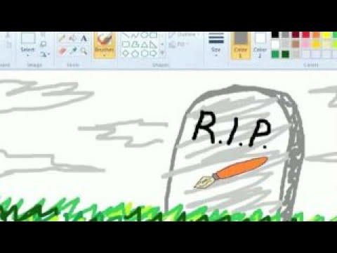 Microsoft to kill off Paint program?