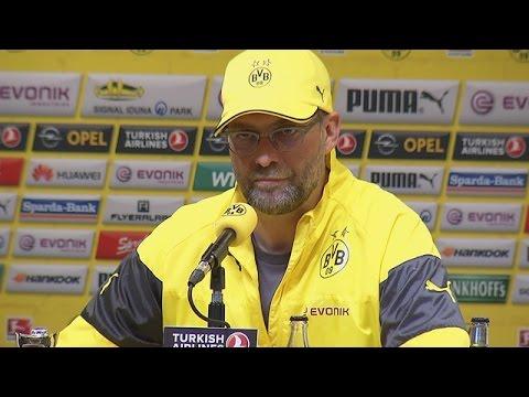Pressekonferenz: Jürgen Klopp nach dem Heimsieg gegen den SC Paderborn (3:0) | BVB total!
