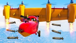 NEW $6.000.000 MULTI-FUNCTION AIRCRAFT! (GTA 5 DLC)