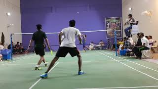 Badminton shots. If it was not recorded, nobody would believe