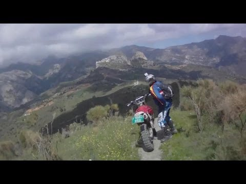 Trail Riding in Spain with Redtread Honda - Just Off-Road (Complete 3 Days)