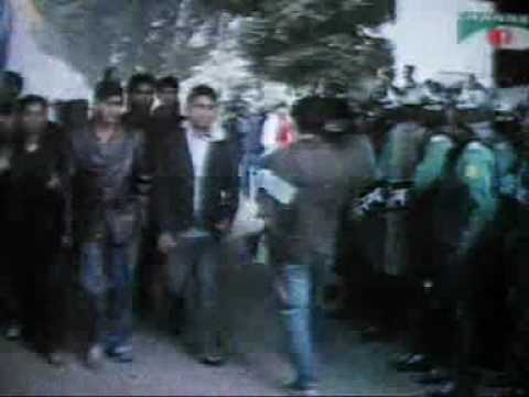 BCL Brutality On JCD President TUKU [Dhaka University Campus]