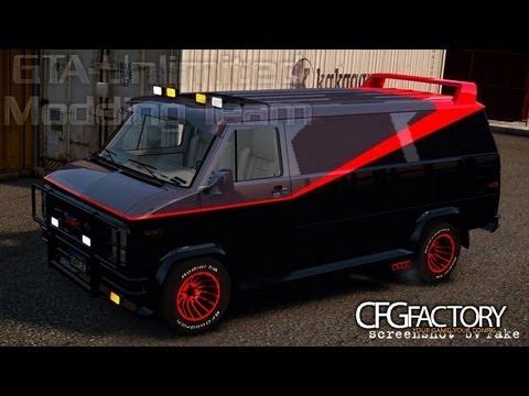 Grand Theft Auto Iv 1983 Gmc Vandura G1500 Tuned The A
