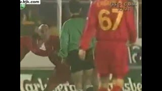 Galatasaray Dirty Plays (08.12.2002)