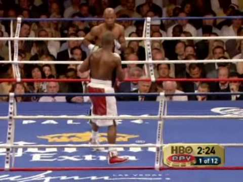 Floyd Mayweather Jr. vs. Zab Judah Pt.2