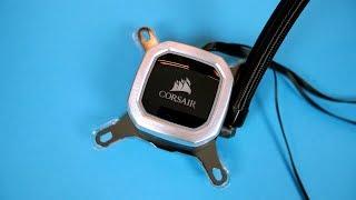 How To Install The Corsair H100i & H115i RGB Platinum Cooler