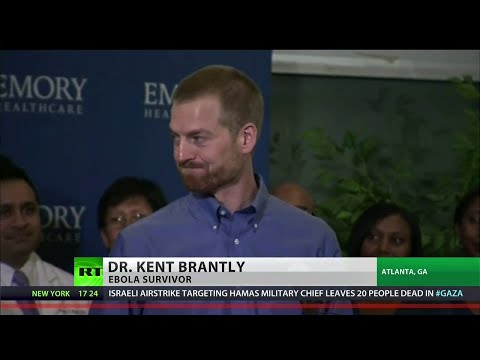 American Ebola patients discharged from hospital