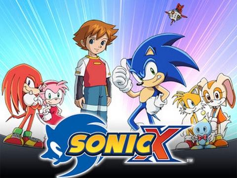 Sonic X SIGLA COMPLETA CON TESTO