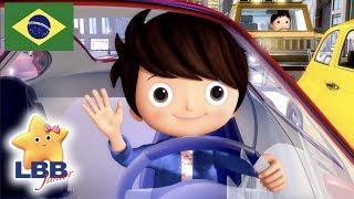 Desenho para Bebe | Canção dos Carros | Canções para Crianças | Little Baby Bum Júnior