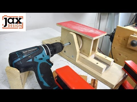 How to Make a Reciprocating Sander