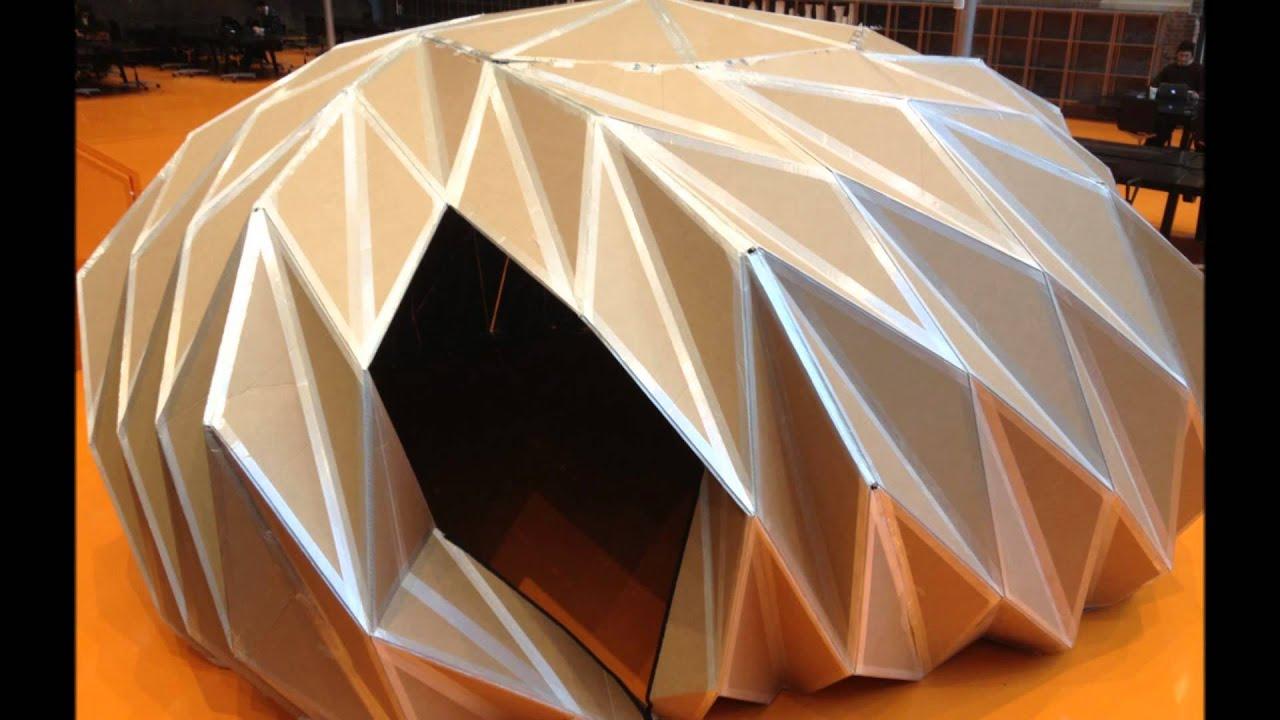 Pop Up Dome Prototype Youtube