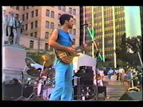 Penny Knight Band @ Parties in the Park, Albany, 1984