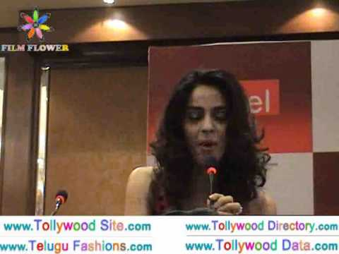 Mallika Sherawat Sexiest Video Talking In Telugu About Hisss Movie video