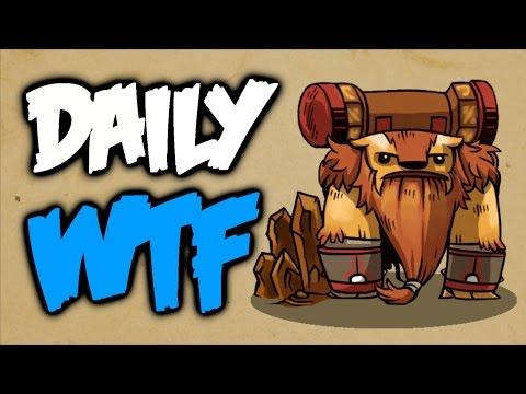 Dota 2 Daily WTF - The Dank Master