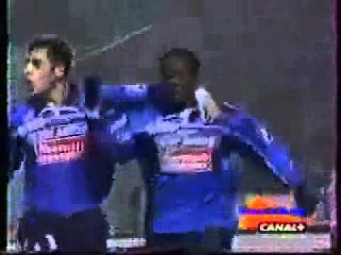 Michael Essien 2000-2003 années de Sporting Club de Bastia!