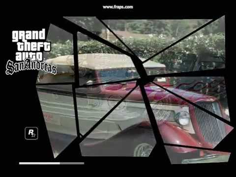 GTA San Andreas How to Change Skins