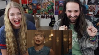 TAYLOR SWIFT - Delicate (Music Video) REACTION & THOUGHTS!!!