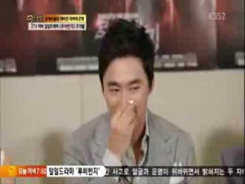Kim Suk Hoon KBS 2TV『Ruby Ring』actor interview