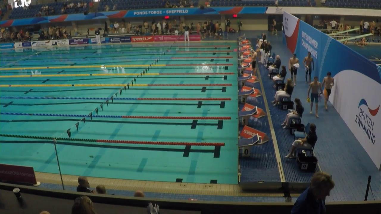 British Summer Championships - Session 5 - Heats