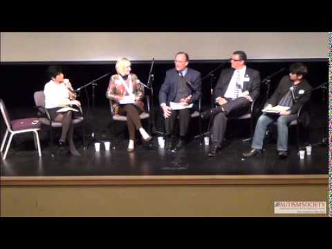 Adult Autism Crisis Policy Panel - Palo Alto, CA Jan 29, 2014 - Marty Omoto CDCAN