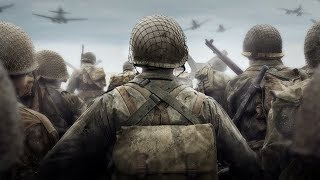 Call Of Duty: World War 2 - Game Movie & All Cutscenes