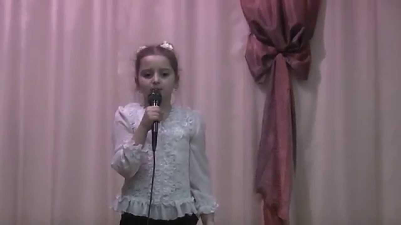 З Александрова МОЯ СЕСТРА исполняяет Бережнова Ксения, 8 лет ...