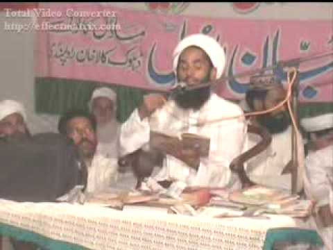 Tokay Wali Sarkar Mufti Muhammad Yousaf Rizvi From Lahore P09 video