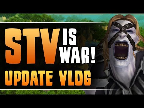 STV: The GANKERS PARADISE - Warlock Leveling Diary | World of Warcraft Classic [Cobrak Vlog]