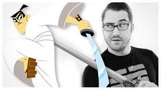 Top 10 Swords in Cartoons
