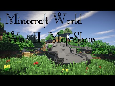 ▶ Minecraft World War ii