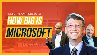 How BIG is Microsoft? | ColdFusion