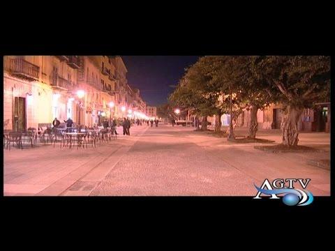 Ecco la nuova via Roma a Porto Empedocle News AgrigentoTv