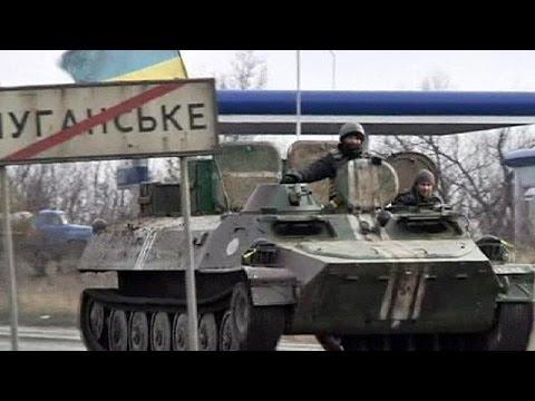 تواصل القتال شرق اوكرانيا